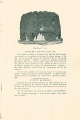 1923-09-21-Organization Day program-07 (Old Guard History) Tags: 1923 3dusinfantryregimenttheoldguard fortsnelling minnesota organizationday