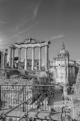 Roman Forum (rickybon) Tags: rome roma romaantica ancientrome fororomano romanforum bw biancoenero blackandwhite greatphotographers infinitexposure simplysuperb pentaxk5 photomatix pentaxflickraward pentaxart k5 riccardobonelli