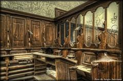 Abandoned N° 5 (celestino2011) Tags: banchi chiesa convento abbandono vecchio legno ragnatele