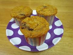 Carrot-Pineapple Sunshine Muffins (dimsimkitty) Tags: veganomicon