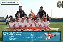 VII Copa Federación Fase** Prebenjamín