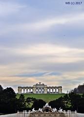 DSC_0148n wb (bwagnerfoto) Tags: schönbrunn gloriette landscape sunset twilight sky vienna bécs wien austria nature outdoor clouds serene