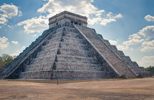 Mayan Temple, From InText