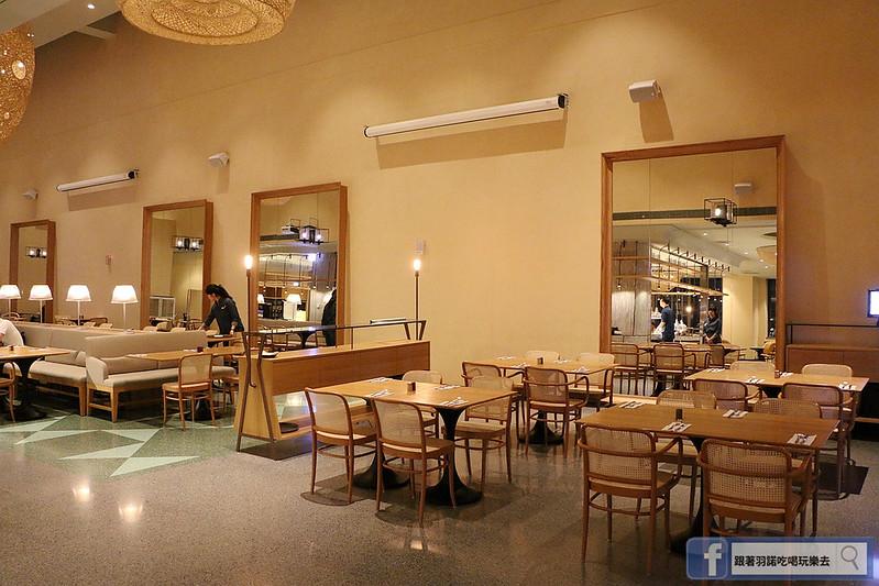 意舍酒店AMBA Que原木燒烤餐廳006