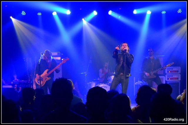 Rival Sons - Wonder Ballroom - Portland, OR - 02/04/16