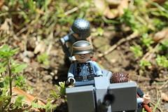 Bombing Raid (lego slayer) Tags: german wwii lego legos citizen brick brickarms brickmania