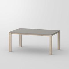 HR_C_T_VARIUS-SP-LINO_2.4_B7x7_160x100x75_EIRO_B_0_4175_0_cam1.jpg (vitamin design) Tags: tisch table vitamindesign solidwood furniture moebel massivholz extendable butterfly auszugtisch varius lino linoleum linoleumtop