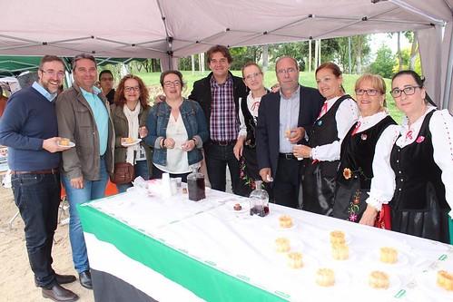 Enhorabuena a las entidades que han participado en el Encuentro Interasociativo Naranjo-La Serna en el Parque de la Paz #Fuenlabrada