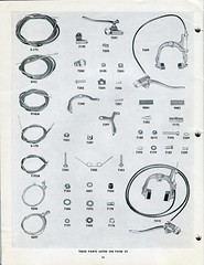 Schwinn Catalog - Bicycle Parts & Accessories - 1948/49 - Page 34 (Zaz Databaz) Tags: schwinn schwinncatalog 1948 1949 40s 1940s bfgoodrich