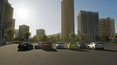 Evolution vs. Impreza WRX (nikitin92) Tags: game screenshots vidoegame forzahorizon3 pc sportscar car racing road mitsubishi lancer evolution gsr mr subaru impreza 22b sti wrx