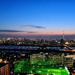 「マジックアワーの空&夜景と荒川(きょう撮影) ~東京都江戸川区・タワーホール船堀展望台」 Night View of Tokyo and Arakawa River in Sunset from Observation Tower of Tower Hall Funabori(Taken Today) Location:Funaborii,Edogawa Ward,Tokyo,Japan  こんばんは。 またアイリンクタウンからの夜景かと思ったら何か違う!?と感じたかもしれませんが(笑)、これは江戸川区 thumbnail