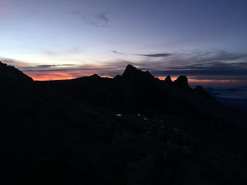 Kota Kinabalu - sunrise