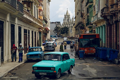 IMG_0176 (untitled_wee) Tags: oldcar me husband city cityscapes oldcity ancient southexplore travel citylife poverty seaside sea mexicangulf dog cat lahabana cuba cu
