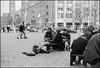 1991-02-28-0001.jpg (Fotorob) Tags: kunsten nederland tafereel wegenwaterbouwkwerken plein weg city noordholland performance analoog amsterdam kunstwerk holland netherlands niederlande