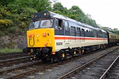 50 031 (hugh llewelyn) Tags: severnvalleyrailway class50