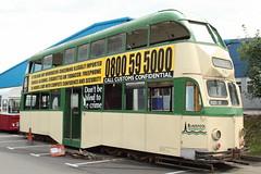 (Goodwill City) Tags: blackpooltram 716 ballooncar