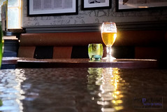 An Afternoon Drink (innpictime ζ♠♠ρﭐḉ†ﭐᶬ₹ Ȝ͏۞°ʖ) Tags: pub beer interior furnishings glass melbourn sunlight window table drink tabletop refreshment dolphin southcambs sparkle glow cool lager afternoon golden 520814580014407 highst daylight coppertopped candleholder lightandshade daytime