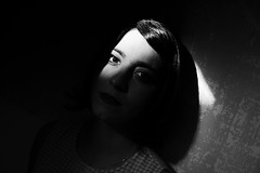 (Antonio Gutiérrez Pereira) Tags: antoniogutierrezfotografia dinamocoworking retrato portrait blancoynegro blackandwhite luz sombra mirada