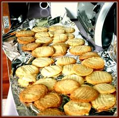Home made Shortbread Cookies (Lynn English) Tags: homemade shortbread cookies