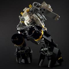 LMK-03 Mecha (Marco Marozzi) Tags: lego legomech legodesign legomecha marco marozzi moc mecha mech walker robot droid drone