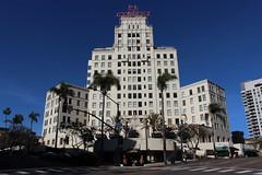 El Cortez Hotel (joseph a) Tags: hotel elcortezhotel spanishrevival walkereisen nationalregister sandiego california