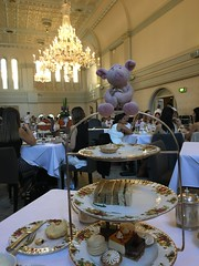 High Tea (pianoforte) Tags: australia 2017 australia2017 queenvictoriabuilding qvb shopping sydney sydneynsw downtown businessdistrict dave pig travelingnongnome