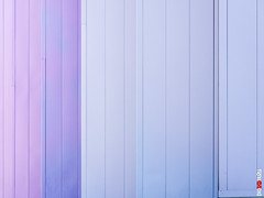 Shades of Purple (BigRedTroll) Tags: abstract blue color minimal pastel purple shades stripes texture
