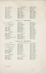 1925-09-21-Organization Day program-13 (Old Guard History) Tags: 1925 3dusinfantryregimenttheoldguard fortsnelling minnesota organizationday