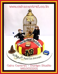 Harry Potter Cake #harrypotter # #designercake #delhi #fondant #themed #kidscake #edibleart #figurine #newdelhi #southdelhi #onlineorder #cakecentral #birthdaycake #harry #potter #teencakes #gurgaon #noida #hollywood #personalised #magic (Cake Central-Design Studio) Tags: firstbrthday designercake delhi fondant themed kidscake