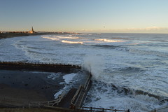 January 2017 Storms at Cullercoats (CoasterMadMatt) Tags: cullercoats2017 cullercoats tynemouth2017 tynemouth town towns village villages seasidetown northsea sea ocean roughseas roughsea stormyseas stormysea rough stormy seas januarystorms waves wave breakingwaves crashingwaves stgeorgeschurch saintgeorgeschurch st saint georges church churches cullercoatschurch englishchurches tidalswimmingpool tidal swimmingpool outdoorswimmingpool outdoor swimming pool splash tyneandwear tyne wear northeastengland england britain greatbritain gb unitedkingdom uk january2017 winter2017 january winter 2017 coastermadmattphotography coastermadmatt photos photographs photography nikond3200