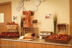 french breakfast (harakis picture) Tags: hotel breakfast croissant painauchocolat