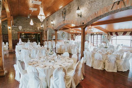 Jessica & Ronan Wedding - Darver Castle, Dundalk, Co Louth