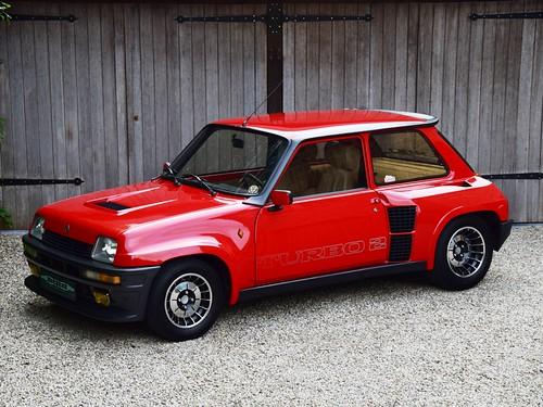 Renault 5 Turbo 2 (1985).