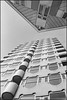 "Blaakse Bos & Blaaktoren ""Het Potlood"" (Fotorob) Tags: compositie structuralisme blomp nederland zuidholland woningenenwoningbcomplx paalwoning architecture meergezinsgebouw eengezinswoning analoog flatgebouw stijl architectura architectuur rotterdam"
