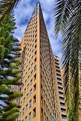 Triangle Rooms (gerard eder) Tags: architecture architektur arquitectura modernarchitecture skyline skycraper europa reise spain world travel viajes europe españa spanien städte valencia outdoor