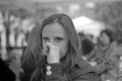 Zorki faces (franz_brocchi) Tags: bw zorki4k jupiter soviet russianlens kmz adonal homedevelopment analog film analogicait wwwmscfotoit