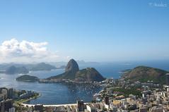 Rio de Janeiro - 15-4-2017 (Thales Munhoz) Tags: brasil brazil d90 nikon nikond90 rj riodejaneiro tmunhoz thalesmunhoz pão de açucar teleférico praia beach botafogo urca vermelha