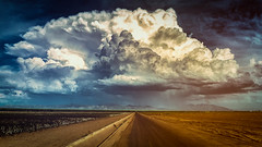 On the Farm (danielledufour430) Tags: nature landscape sky clouds storm monsoon farm agriculture road dirtroad sonya6000 beautiful land outside