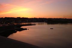 DSC00787_ (daniloorlando) Tags: salento italy sea puglia otranto sunset reflections water harbour