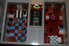 Apartments (sander_koenen92) Tags: lego modular house doctor dalek weeping angel jewelry food store