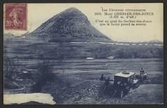 Mont Gerbier-des-Joncs (1551 m. d'alt.) (Médiathèques Valence Romans agglomération) Tags: montgerbierdesjoncs montagne fiacre charrette