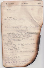15-21 Nov 1915 (wheresshelly) Tags: ww1 wwi world war 1 australia gallipoli egypt military australian 4th field ambulance anzac morton wilfred