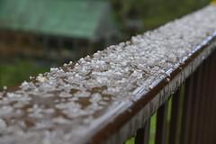 "What the ""hail"" (shireye) Tags: comoxvalley vancouverisland bc britishcolumbia nikon d610 24120 ff fullframe fx hail whatthehail"