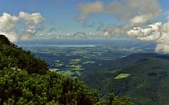 Chiemsee (Michael Keyl) Tags: mountains berge alpen alps bayern bavaria inzell bayerischealpen outdoor hiking wandern chiemsee