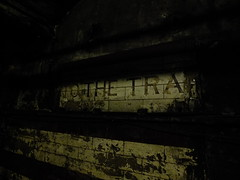 To the Train (failing_angel) Tags: 100816 london cityoflondon mayfair hiddenlondon undergroundstation ghoststation downstreet railwayexecutivecommittee warcabinet cabinetwarrooms