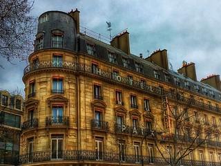 Paris Francis  ~ Hôtel De La Paix ~ Historic Hotel