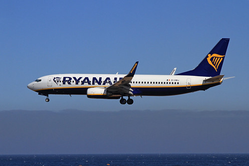 EI-DWJ B737-8AS Ryanair ACE 29-03-17