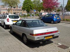 Subaru XT 1.8 Turbo 4WD (11 08 1986) (brizeehenri) Tags: subaru xt 1986 03sjt9