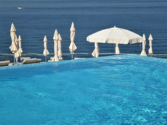 infinity pool enhanced (stevem458) Tags: porec croatia infinity pool water holiday swimming sveti nikolai piscine croacia kroatien infini la natation nadando schwimmen