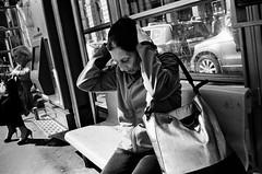 voices in my head (gato-gato-gato) Tags: 35mm ch contax contaxt2 iso400 ilford ls600 noritsu noritsuls600 schweiz strasse street streetphotographer streetphotography streettogs suisse svizzera switzerland t2 zueri zuerich zurigo z¸rich analog analogphotography believeinfilm film filmisnotdead filmphotography flickr gatogatogato gatogatogatoch homedeveloped pointandshoot streetphoto streetpic tobiasgaulkech wwwgatogatogatoch zürich black white schwarz weiss bw blanco negro monochrom monochrome blanc noir strase onthestreets mensch person human pedestrian fussgänger fusgänger passant sviss zwitserland isviçre zurich ricoh autofocus ricohgr apsc